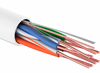 Полимет Кабель UTP 4PR 24AWG CAT5e, 0.52мм (коробка 305м) PVC Полимет (КССПВ-5е 4х2х0,52)