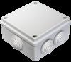 Промрукав Коробка распаячная 40-0300 для о/п безгалогенная (HF) 100х100х50 (60шт/кор) Промрукав