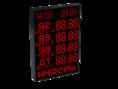 ITLINE ТК2-A25-4 Матричное табло для операторной АЗС