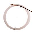 Протяжка кабельная (мини УЗК в бухте), 5м, нейлон, d=3мм, латунный наконечник, заглушка (47-1005-1)