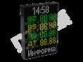 ITLINE ТК3-A25-4 Цветное табло для АЗС