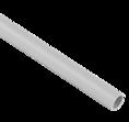 Труба гладкая ПВХ серая D 16мм 2м SV Profile