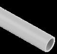 Труба гладкая ПВХ серая D 40мм 2м SV Profile