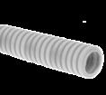 Труба гофрированная ПВХ легкая с/з д16 (50м/уп) Промрукав