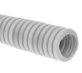 Труба гофрированная ПВХ легкая с/з д25 (50м/2600м уп/пал) Промрукав