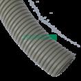 Труба гофрированная ПВХ сверхтяжелая с/з д32 (25м/1375м уп/пал) Промрукав