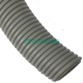 Труба гофрированная ПВХ сверхтяжелая с/з д50 (15м/660м уп/пал) Промрукав