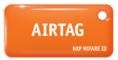 MIFARE ID AIRTAG Standart (оранжевый)