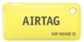MIFARE ID AIRTAG Standart (желтый)