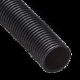 Труба гофрированная ПНД тяжёлая безгалогенная (HF) с/з д40 (15м/960м уп/пал) Промрукав