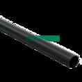 Труба жесткая ПВХ 3-х метровая легкая черная д16 (150м/уп) Промрукав