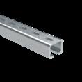 C-образный профиль 51х40,L1000, толщ. 4 мм, горячеоцинкованный DKC (BPM5110HDZ) кратно 1м