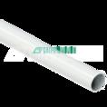 Труба ПВХ жёсткая гладкая д.16мм, лёгкая, 2м, цвет серый DKC (62916)