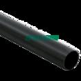 Труба жесткая ПВХ 3-х метровая легкая черная д32 (90м/уп) Промрукав