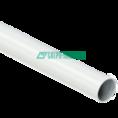Труба жесткая ПВХ 3-х метровая легкая д25 (120м/уп) Промрукав