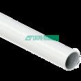 Труба жесткая ПВХ 3-х метровая легкая д32 (90м/уп) Промрукав