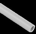 Труба гладкая ПВХ серая D 25мм 3м SV Profile