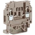 MPFA.4GR, держатель предохранителя 4 кв.мм серый DKC Quadro (ZMF100GR) кратно 100шт