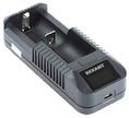 универсальное зарядное устройство для 1 АКБ с жк дисплеем Rexant i1 (18-2241)
