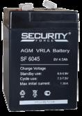 Аккумулятор 6В 4.5 А∙ч (SF 6045)