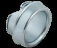 Концевая втулка для металлорукава DN 10 мм DKC (S66V10) кратно 10шт