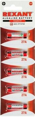 Батарейка 27A (30-1043) кратно 5 шт