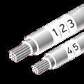 Маркеры самоклеящиеся МС-3   от 1 до 45    (07-6203)
