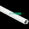 Труба жесткая ПВХ 3-х метровая легкая д16 (150м/уп) Промрукав