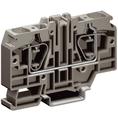 HMM.16/GR, проходной зажим серый 16 кв.мм DKC Quadro (ZHM340GR) кратно 30шт