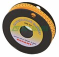Маркер кабельный 0-9 комплект 10 роликов  (от 3.6 до 7.4 мм)  REXANT (12-6061)