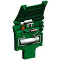 CPF/5 адаптер для установки предохранителя DKC Quadro (ZCPF05) кратно 20шт