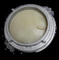 ГЗВ-125 Алюминий-пластик