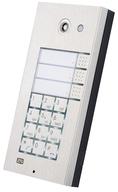 2N Helios IP Vario - 3 кнопки вызова + клавиатура