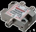 Диплексор (сумматор-делитель) SAT+TV в усиленном корпусе, REXANT (05-8000)