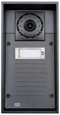 2N Helios IP Force - 1 кнопка вызова & камера & 10