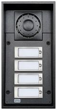 2N Helios IP Force - 4 кнопки вызова & 10Вт динами