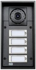 2N Helios IP Force - 4 кнопки вызова & камера & 10