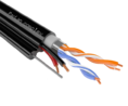 ParLan complex F/UTP2 Cat5e + 2х0,75 PVC/PEtr