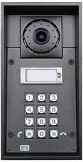 2N Helios IP Force - 1 кнопка вызова & камера & кл