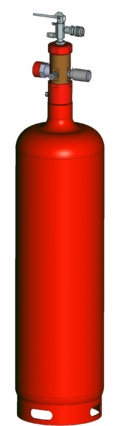 МГП (65-40-40) Пламя