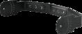 WS-50T установочная скоба, черная