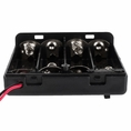 Батарейный отсек 4 х АА (с проводами, закрытый) (16-0826-9)