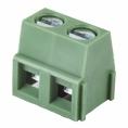 Клеммная колодка винтовая на плату (DG500-5.0-02P) 5мм 2 контакта (упаковка 100шт.) (16-0922-9)