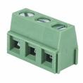 Клеммная колодка винтовая на плату (DG500-5.0-03P) 5мм 3 контакта (упаковка 100шт.) (16-0923-9)