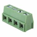 Клеммная колодка винтовая на плату (DG500-5.0-04P) 5мм 4 контакта (упаковка 100шт.) (16-0924-9)