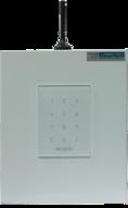 S632-2GSM-KBK24-WW (под АКБ 1,2 Ач, с клавиатурой, цвет бокса белый, цвет клавиатуры белый)