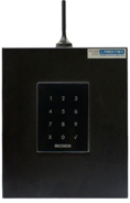 S632-2GSM-KBK24-BB (под АКБ 1,2 Ач, с клавиатурой, цвет бокса черный, цвет клавиатуры черный)