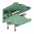 Разьемный клемный блок угловой (2EDGR-02P) 5мм 2 контакта (упаковка 100шт.) (16-0912-9)