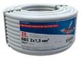 Провод ПВС 2x1,5 мм², ГОСТ (01-8035-20) 20м