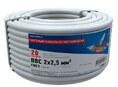 Провод ПВС 2x2,5 мм², 20 м. , ГОСТ (01-8036-20)